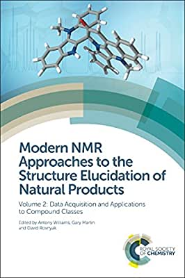 Applications of Modern NMR Approaches to the Structure Elucidation of Natural Products: v. 2.pdf