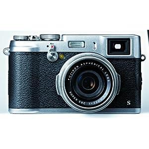 降700元 FUJIFILM 富士 FinePix X100S F2.0/1630万像素旁轴数码相机 银色 6299元包邮