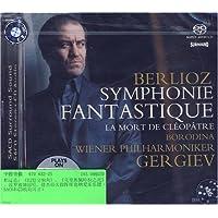 进口CD:柏辽兹:幻想交响曲&克里奥佩特拉之死