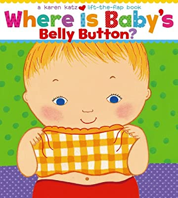 Where Is Baby's Belly Button?.pdf