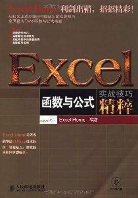 EXCEL函数与公式实战技巧精粹.pdf