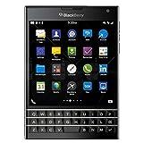 【亚马逊】YOOGUO 黑莓BlackBerry Passport/护照 方屏手机 黑莓QWERTY全键盘手机 全新正品 (黑色)