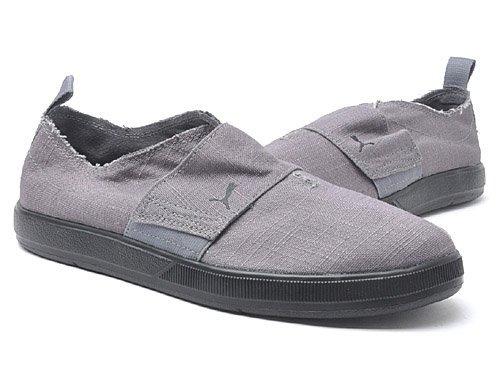 PUMA 彪马 潮牌新酷系列耐磨鞋底简约舒适休闲鞋 男 帆布鞋 35399103 gray