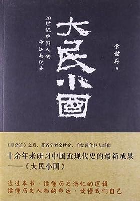 大民小国:20世纪中国人的命运与抗争.pdf