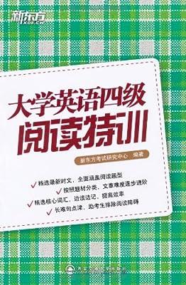 新东方•大学英语4级阅读特训.pdf