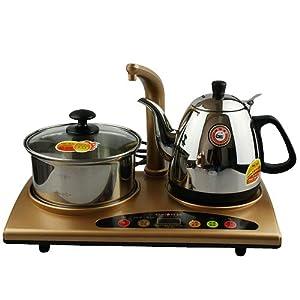 Kamjove 金灶 自吸加水智能型电热茶艺炉 G-303 香槟色 229元包邮的图片