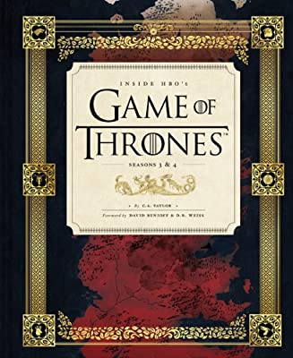 Inside Hbo's Game of Thrones Book #2: Book Two.pdf