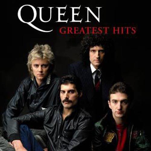 皇后乐队 queen:成军十年精选2011全新数字录音版 greatest hits(2cd