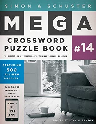 Simon & Schuster Mega Crossword Puzzle Book #14.pdf