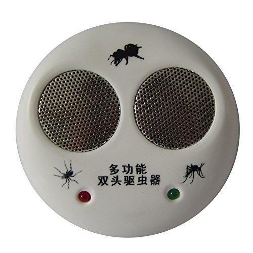 云绵家恋 多功能驱虫器 家用灭蚊器 电子驱蟑螂器 超声波驱蚂蚁 驱赶蜘蛛器-图片