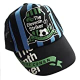 冰容 柯南16周年潮流帽 第11个前锋鸭舌帽 动漫时尚太阳帽 柯南帽-图片