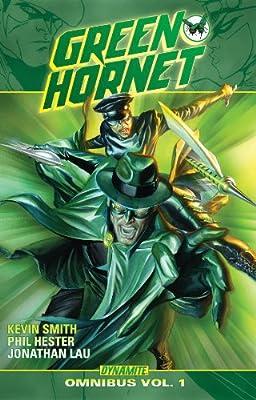 Green Hornet Omnibus: Volume 1.pdf