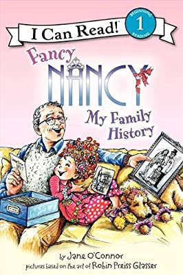 Fancy Nancy: My Family History.pdf