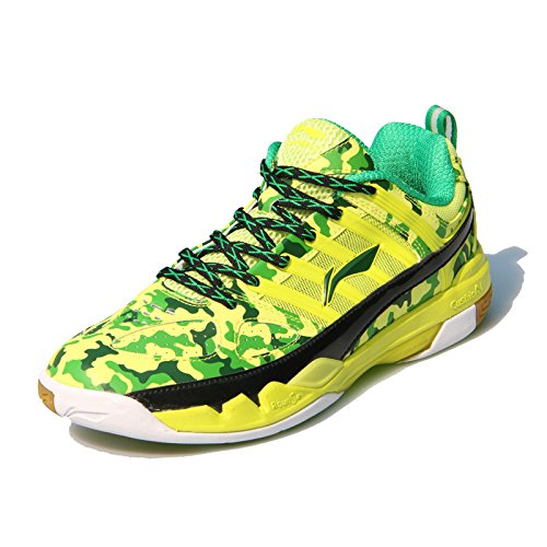 苏迪曼杯新款男鞋夏李宁羽毛球鞋中低帮专业运动鞋比赛鞋AYAK027