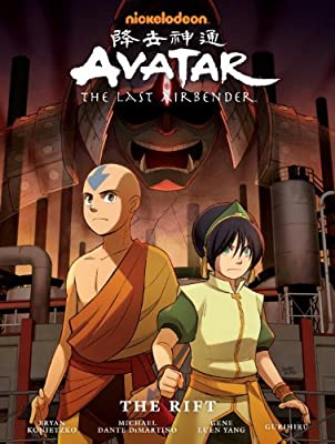 Avatar: The Last Airbender - The Rift Library Edition.pdf