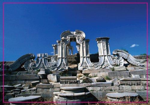 海量图片 万园之园 北京圆明园遗址旅游纪念品 磁性冰箱贴 送朋友同事
