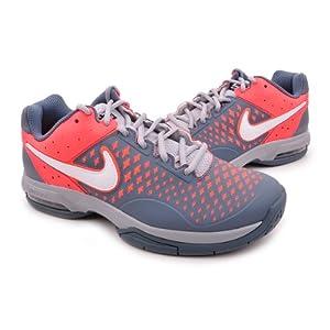 Nike耐克 男式 超耐磨缓震鞋底透气稳定支撑舒适网球鞋599360-416包邮
