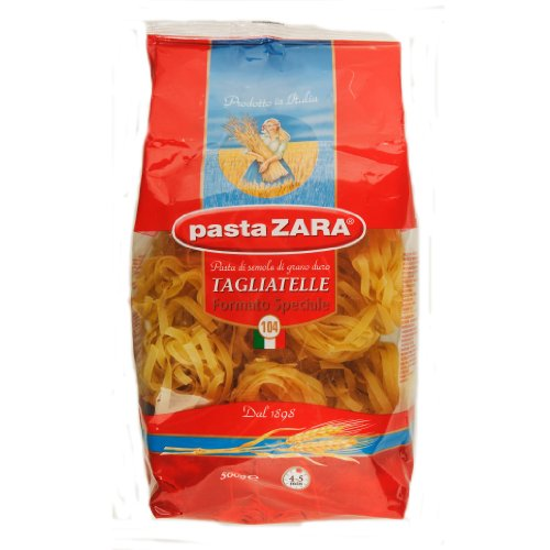 链接已更新,有货可下单!Pasta Zara 厨乐 意大利面条500g