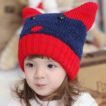 儿童冬季帽子