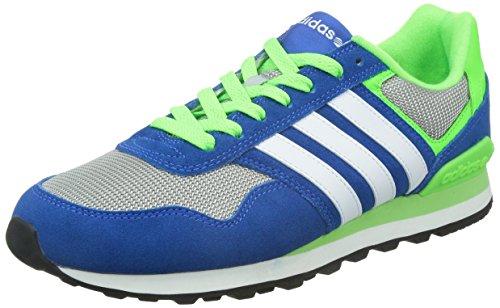 adidas NEO 阿迪达斯运动生活 RUNNING 男 休闲跑步鞋10K