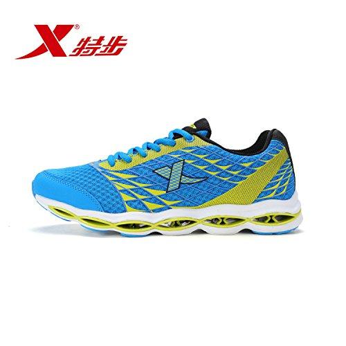 XTEP 特步 男鞋休闲鞋子跑步鞋透气网面运动鞋986219113187