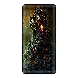 游戏 小米4 手机贴纸 彩膜 保护套贴纸 手机膜 背贴0357