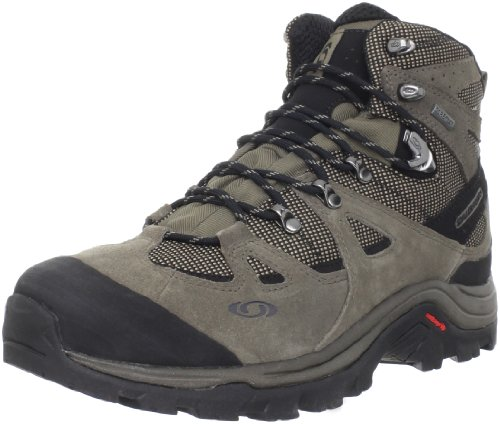 Salomon 萨洛蒙 SHOES DISCOVERY GTX®  男 徒步鞋 119600 棕色 40 (UK 6.5)