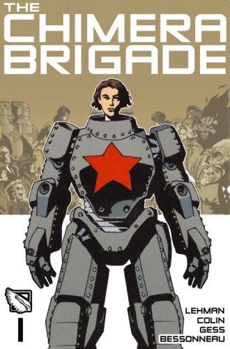 The Chimera Brigade: Vol I-图片