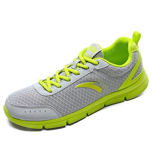 ANTA 安踏 男鞋跑步鞋 2014夏新款易弯折超轻透气运动鞋男11425543
