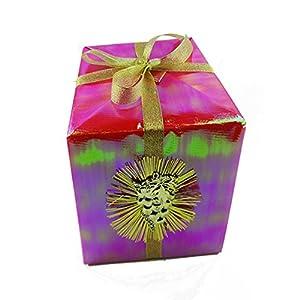圣诞超大礼物包堆头 圣诞场景装饰品 圣诞树装饰品