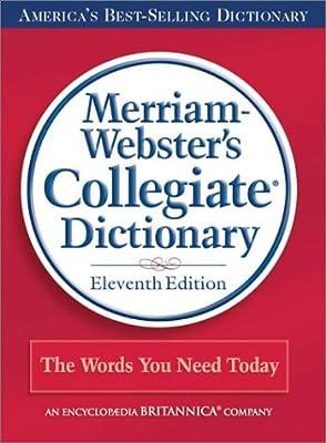 Merriam-Webster's Collegiate Dictionary.pdf