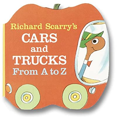 Richard Scarry's Cars and Trucks from A to Z.pdf