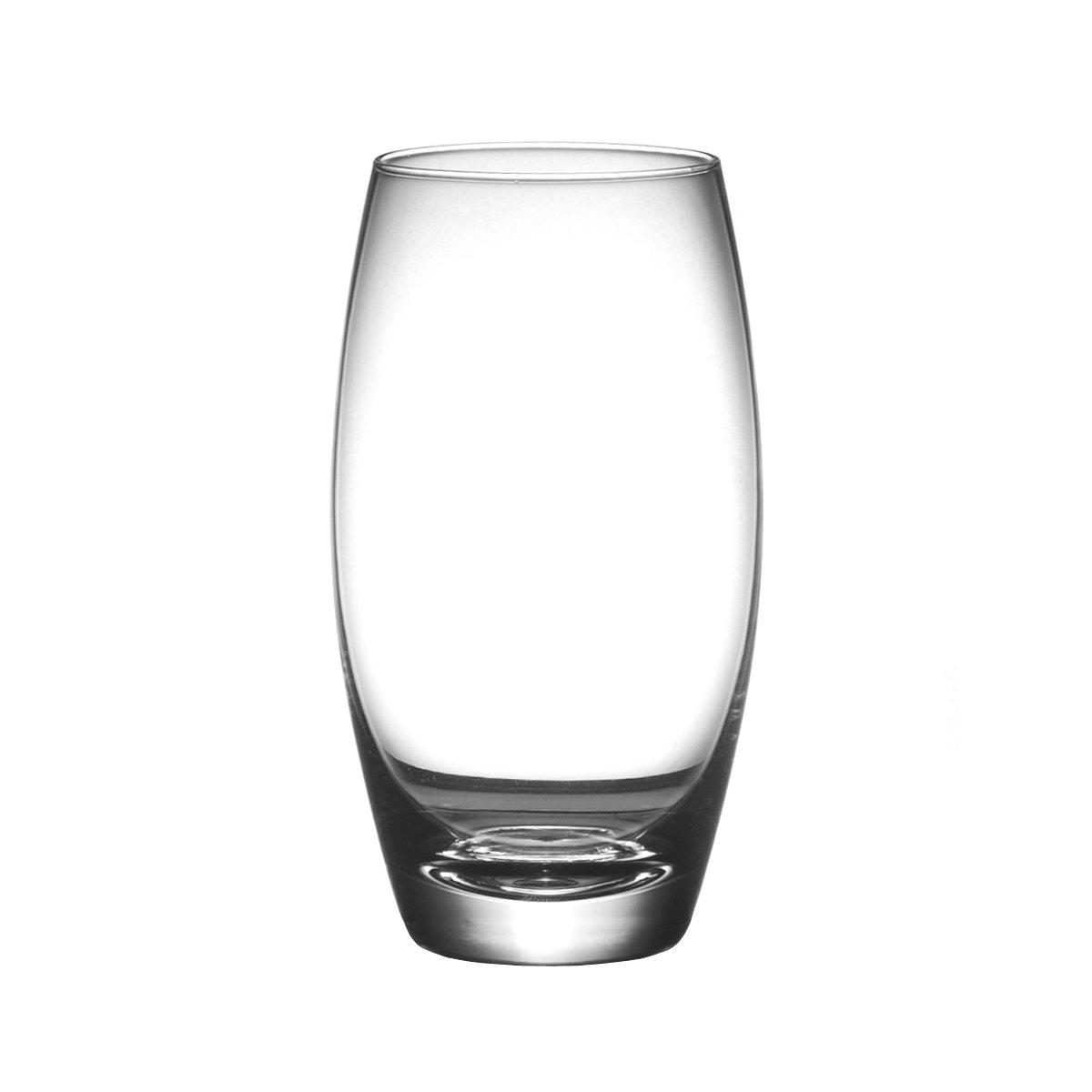 circle 透明玻璃杯 高口杯 水杯 杯子605ml