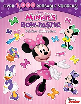 Minnie Minnie's Bow-tastic Sticker Collection.pdf