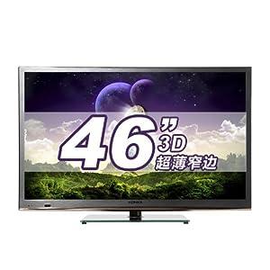 KONKA 康佳LED46X5000DE 46英寸窄边超薄网络智能3D电视¥2899