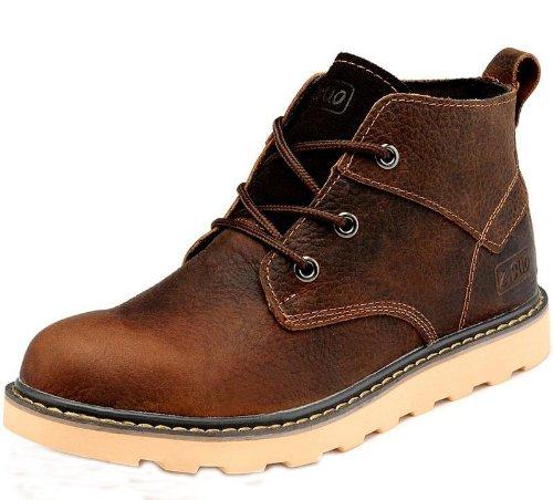 Unbeaten 型男超酷霸气 真皮靴 美国大兵海豹陆战队 战靴 军靴 骑士靴 户外靴 马丁靴 牛仔靴 工装靴 潮靴 男靴