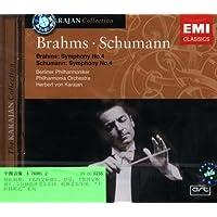 进口CD:勃拉姆斯:第四交响曲 舒曼:第四交响曲