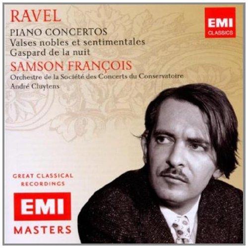 进口CD:拉威尔:钢琴协奏曲-音乐下载