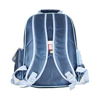 蓝色小调书包