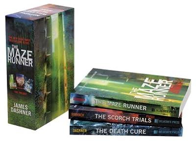 The Maze Runner Trilogy.pdf