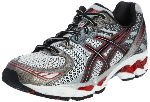 ASICS 亚瑟士 避震跑鞋 男跑步鞋 GEL-KAYANO 17 T100N