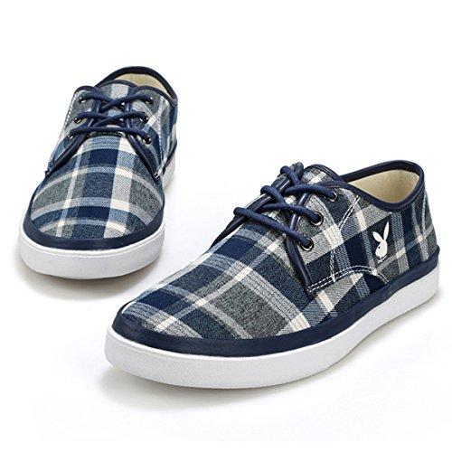 美国花花公子playboy2015夏季新款男鞋板鞋帆布鞋男士休闲鞋潮布鞋子