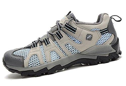 GERTOP 德意志山峰 户外鞋 夏季超轻透气防臭网布鞋徒步鞋