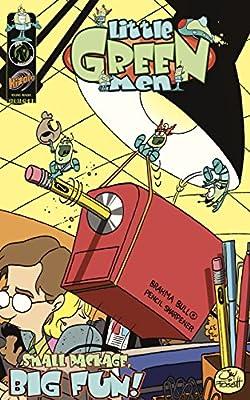 小绿巨人第一卷:小包装大乐趣 Little Green Men Vol. 3 Small Package Big Fun.pdf