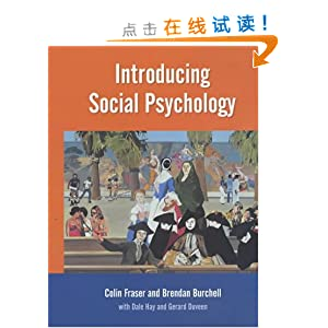 ducing Social Psychology