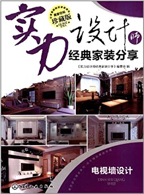 实力设计师经典家装分享:电视墙设计.pdf