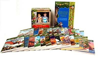 The Magic Tree House, Books 1-28.pdf
