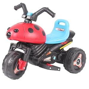 快乐牌-三轮车儿童电动摩托车