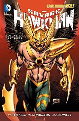 The Savage Hawkman Vol. 2: Wanted.pdf