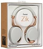 Parrot 派诺特 Zik 无线 蓝牙 降噪 头戴式 耳机 - 触控面板 - 头部探测器 - 玫瑰金
